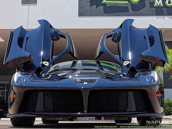 $5 Million Ferrari For Sale In Naples