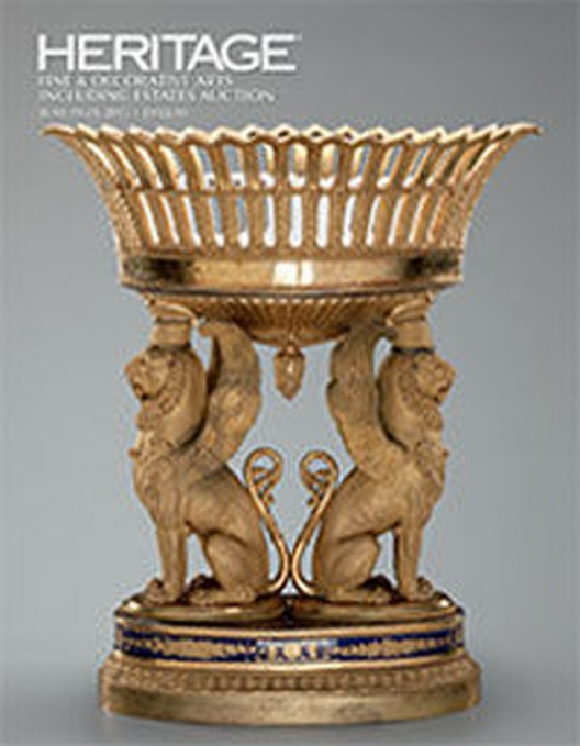 Fine & Decorative Art auction at Heritage