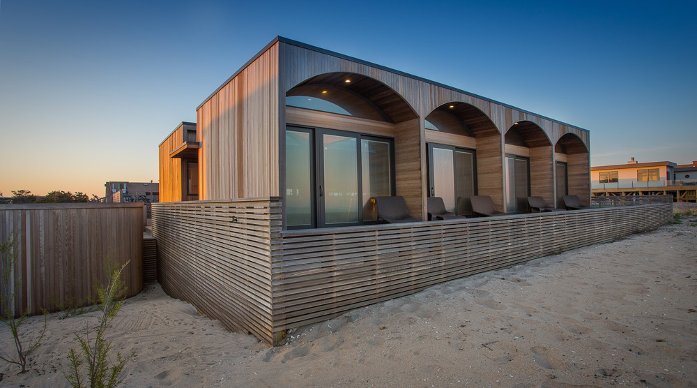 A Modern Fire Island Retreat Up For Auction