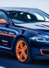 Special Jaguar XJR Rapid Response Vehicle