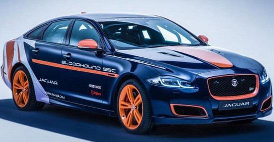 Jaguar XJR Rapid Response Vehicle