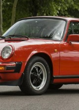 James May Announced The Sale Of Its Porsche 911 At Goodwood
