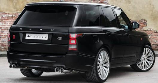 Kahn Design Range Rover 3.0 TDV6 Vogue LE Signature Edition