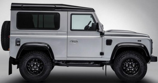Land Rover Defender 2.000.000