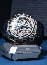 Linde Werdelin SpidoSpeed ​​Titanium Watch