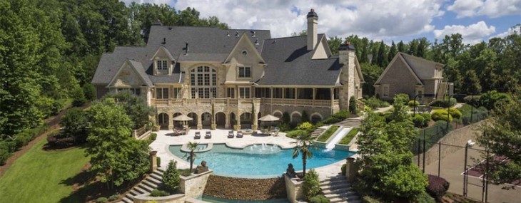 Luxury Mansion Near Atlanta, GA On Sale for $3,5 Million