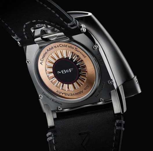 MB&F HMX Watch For 10th Anniversary