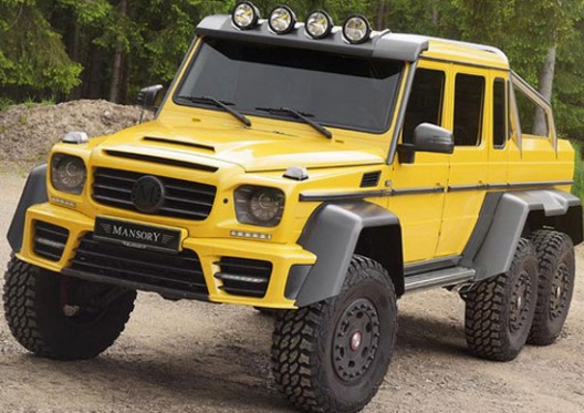 mansory mercedes g63 amg 6x6 with 840hp extravaganzi. Black Bedroom Furniture Sets. Home Design Ideas