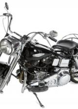 Marlon Brando's Harley Davidson At Auction