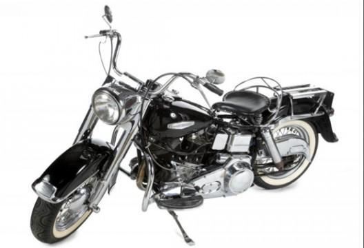 Marlon Brando's Harley Davidson