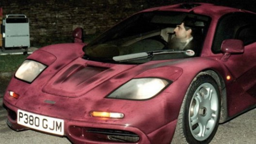 McLaren F1 Owned By Rowan Atkinson