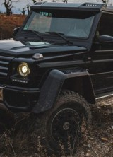 Serial Mercedes-Benz G 500 4×4² At A Cost Of $257,000