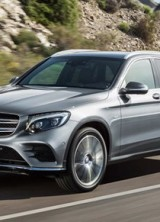 Mercedes GLC Now Officially