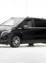 BRABUS Exclusive Program for the New Mercedes V-Class