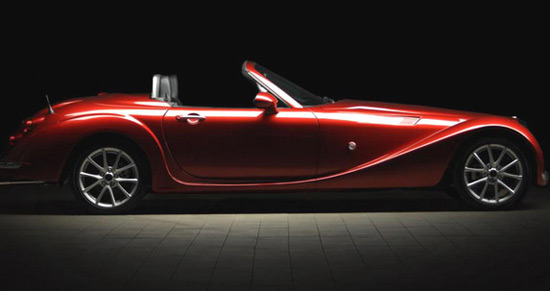 Mitsuoka Roadster On The British Market