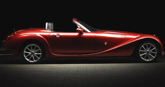 Mitsuoka Roadster On The British Market