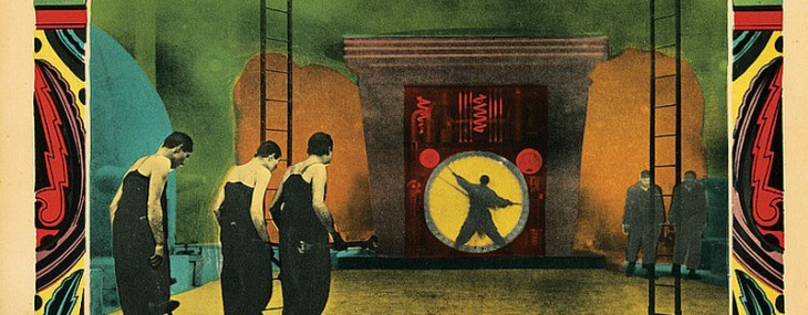 Metropolis Color Lobby Card Could Fetch $30,000 At Auction