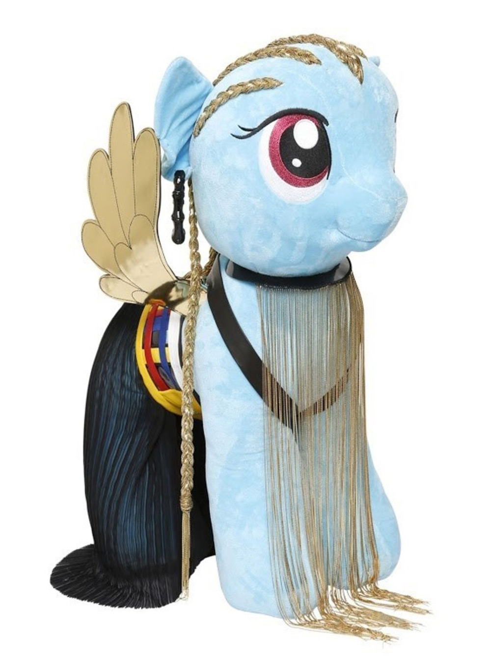 My Little Pony Gets A High-Fashion Makeover For Charity