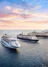 P&O Cruises' Pacific Aria and Eden To Debut This November