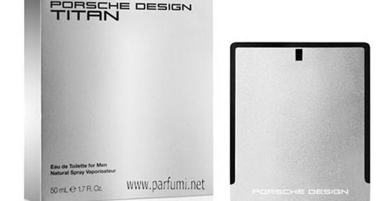 PORSCHE DESIGN TITAN – New Men Fragrance