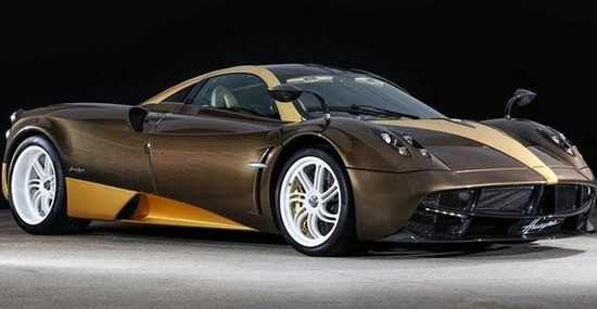 Pagani Has Announced Special Huayra SE Model