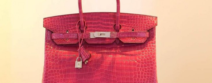 Pink Hermes Birkin Bag Sold For $223,000 at Auction