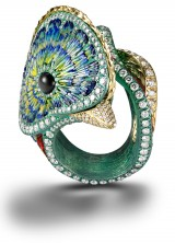 SICIS Protagonist of Jewellery Trunk Show by Vogue
