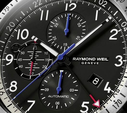 Raymond Weil Freelancer Piper Watch