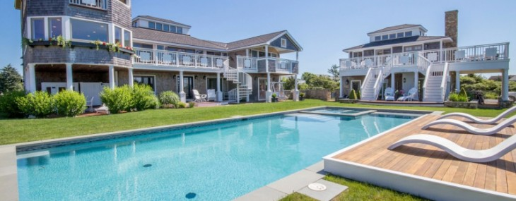 Resort-Style Edgartown Compound