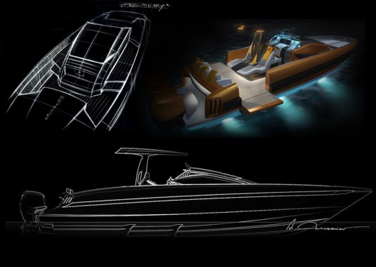 Revolver Boats' New 43-foot Center Console