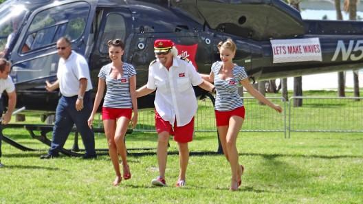 Richard Branson To Debut Virgin Cruises In 2020