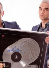 Robbie Williams's Personal Items at Charity Auction