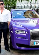 Unique Rolls-Royce Ghost II For Together for Short Lives Charity