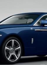 Rolls-Royce Wraith Porto Cervo Limited Edition