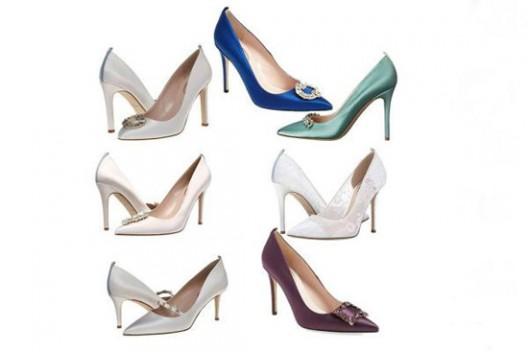 Sarah Jessica Parker's Wedding Shoes