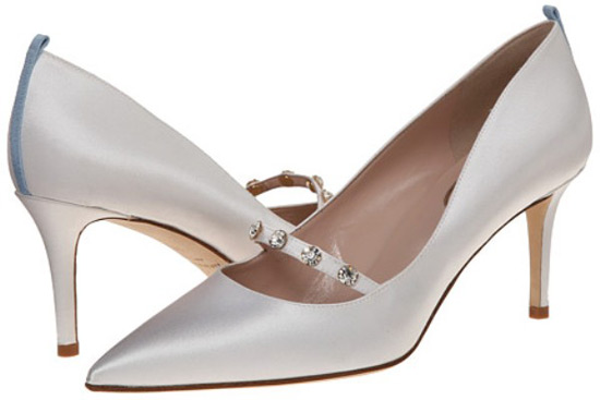 Sarah Jessica Parker's Wedding Shoes