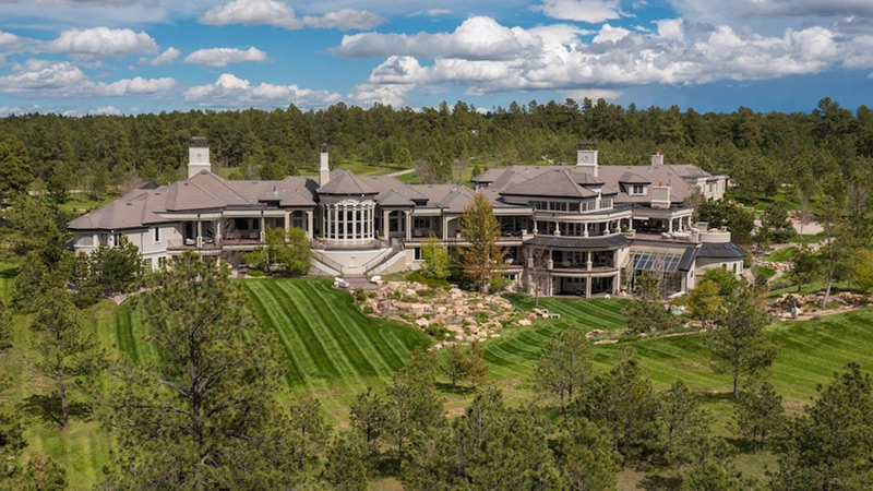 Serenity ridge denver colorado dream home on sale for for Colorado dream home