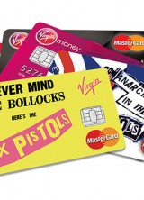 The Sex Pistols On Credit Cards