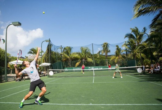 Join Sir Richard Branson & ATP/WTA Legends of the Game on Necker Island