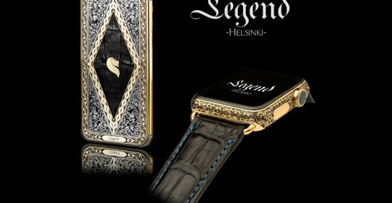 Tempo Apple Watch by Legend