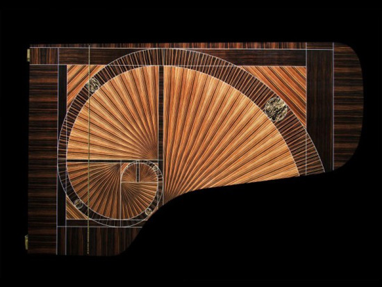 Steinway & Sons unveils its 600,000th piano