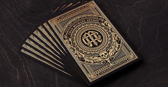 The Most Luxurious Business Card