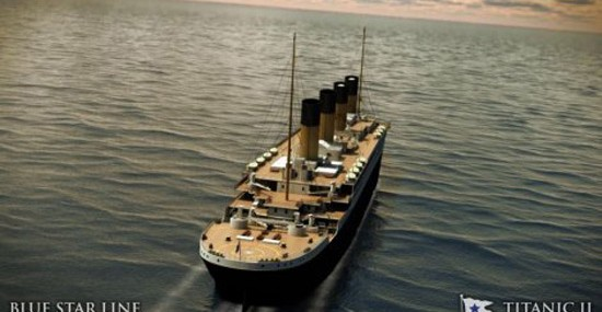 Only In China – Construction of Titanic Replica Worth €130 Million