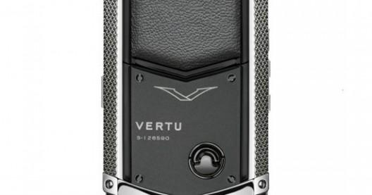 Vertu Signature for Bentley Custom Handset