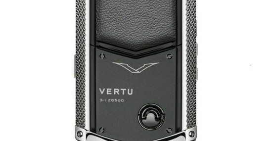 Vertu Signature for Bentley Custom Handset