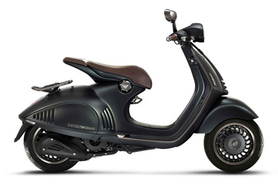 Giorgio Armani Launches Original Vespa 946 For 40th Anniversary