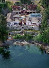 Vancouver Island's Villa Madrona Back On The Market
