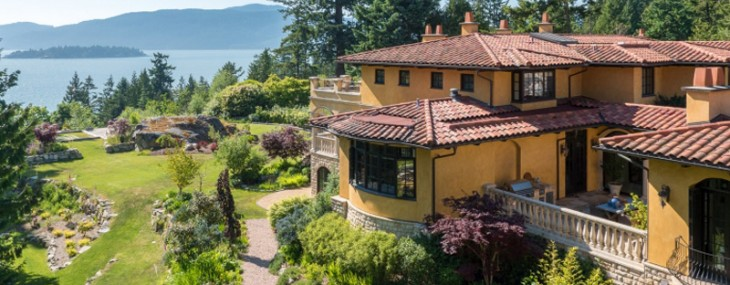 West Vancouver's Happy Valley Lane Estate