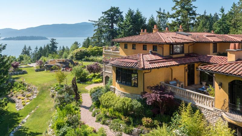 West Vancouver's Happy Valley Lane Estate