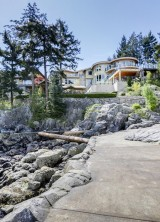 Newly Completed West Vancouver Oceanfront Mansion On Sale For $23 Million